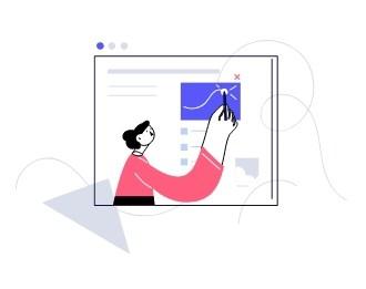 neuromarketing campaign illustration
