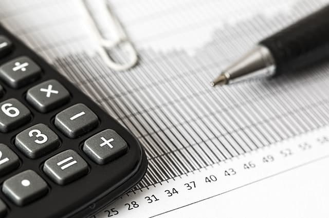 personal finance needs to be taken care using pen-paper and calculator